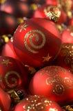 Noël de babioles Photographie stock libre de droits