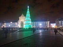 Noël de beauté Photographie stock libre de droits