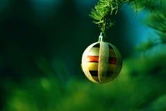 Noël de bille Image stock