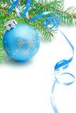 Noël de bille Photo libre de droits
