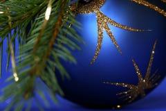 Noël de bille Photographie stock