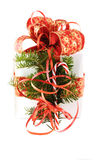 Noël de cadeau Photographie stock libre de droits