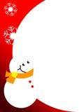 Noël de cadre Images stock