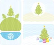 Noël de carte Photographie stock libre de droits