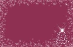 Noël de carte joyeux Illustration Stock