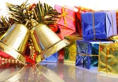 Noël de cloche Photos libres de droits