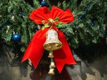 Noël de cloche Photographie stock libre de droits