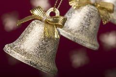 Noël de cloches Photos stock