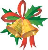 Noël de cloches Photo stock