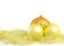 Noël de décoration Image libre de droits