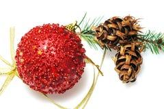 Noël de fond Photos stock