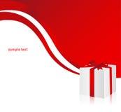 Noël de fond Photos libres de droits