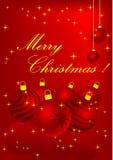 Noël de fond Image libre de droits