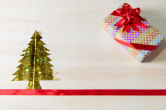 Noël de fond Images libres de droits