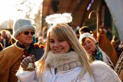 Noël de l'Ukraine Photo stock