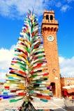 Noël de Murano Images stock