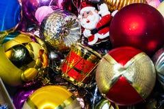 Noël de nouvelle année joue 2 Image libre de droits