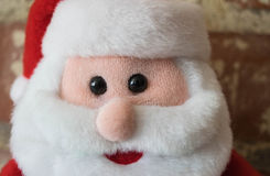 Noël de poupée de Santa Claus Joyeux Photographie stock libre de droits