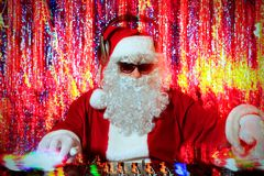 Noël de réception Photo libre de droits