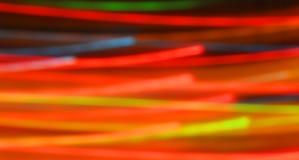 Noël de tache floue de fond Photo libre de droits