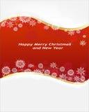 Noël de texture Images libres de droits