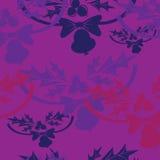Noël de texture Images stock