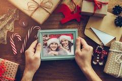 Noël ensemble Photo stock