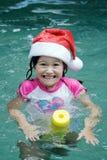 Noël ensoleillé Images libres de droits