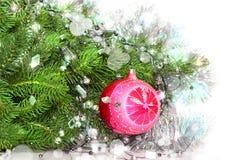 Noël et jouet Photographie stock libre de droits