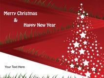 Noël et an neuf illustration stock