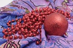 Noël et an neuf Images libres de droits