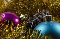 Noël et an neuf Photographie stock