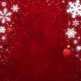 Noël - fond de nouvelle année Image stock