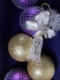 Noël joue le fond Photo stock