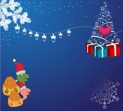 Noël joyeux Photo libre de droits