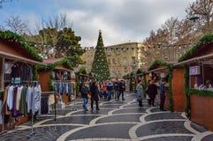 Noël juste Image stock