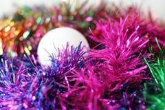 Noël léger Photographie stock