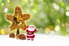 Noël le père noël Photographie stock