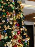Noël ma version de vecteur d'arbre de portefeuille Image stock