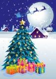 Noël magique Photo stock