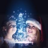 Noël magique Photos stock
