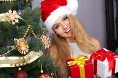 Noël, Noël, hiver, concept de bonheur photographie stock libre de droits
