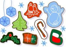 Noël (Noël) a placé Illustration de Vecteur