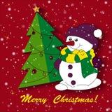 Noël-nouvelle année Photo libre de droits