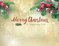 Noël rouge et blanc photo libre de droits