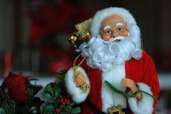 Noël Santa Claus Doll Photo stock