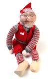 Noël Santa de Gnome Images libres de droits