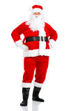 Noël Santa heureuse Image stock