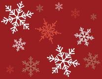 Noël stars le fond Images stock