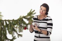 Noël stollen Images libres de droits